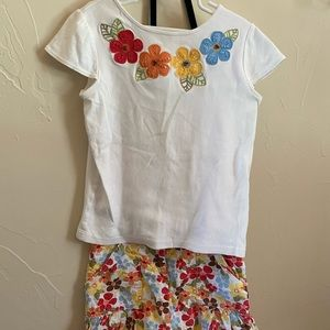 Gymboree Skirt Outfit